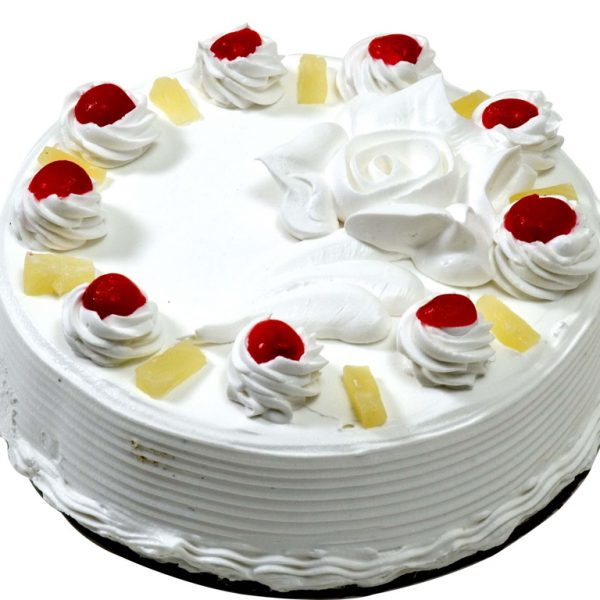 pineapple cake delivery india