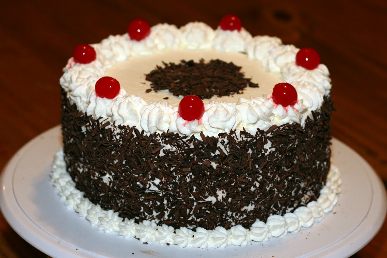 black forest cake fng